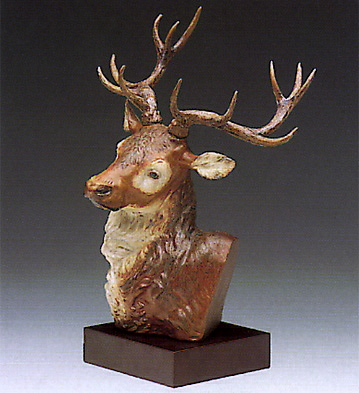 King Of The Forest (b) Lladro Figurine