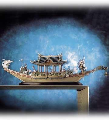 Kitakami Cruise (l.e.) (b Lladro Figurine