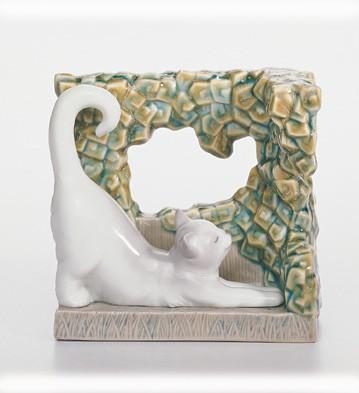 Kitten - Natural Frames Lladro Figurine