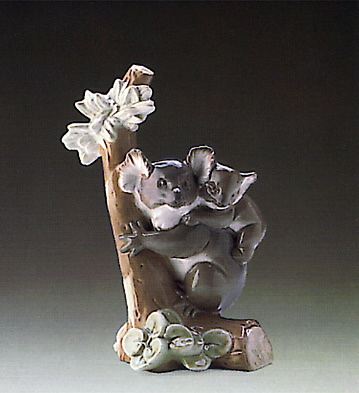 Koala Love Lladro Figurine