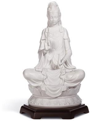 Kwan Yin Lladro Figurine