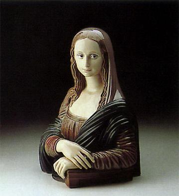 La Gioconda Lladro Figurine