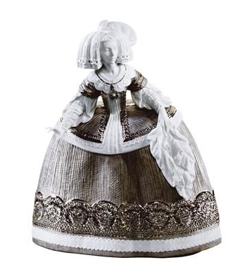 La Menina (re-deco) Lladro Figurine
