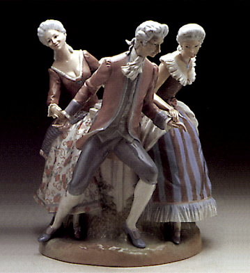 La Tarantela Lladro Figurine