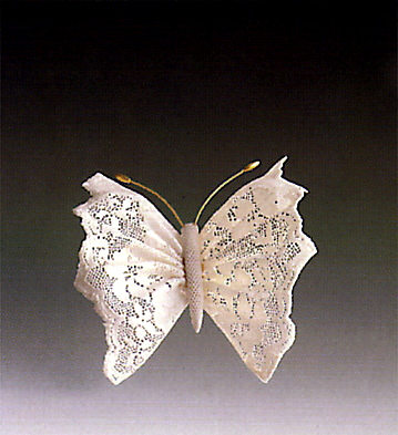 Lacy Butterfly N.1 Lladro Figurine