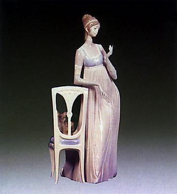 Lady Empire Lladro Figurine