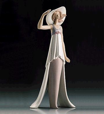Lady Of Monaco Lladro Figurine