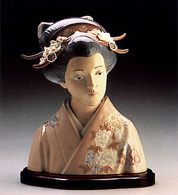 Lady Of The East (b) Lladro Figurine