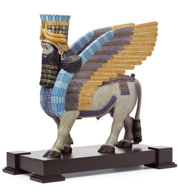 Lamassu Lladro Figurine