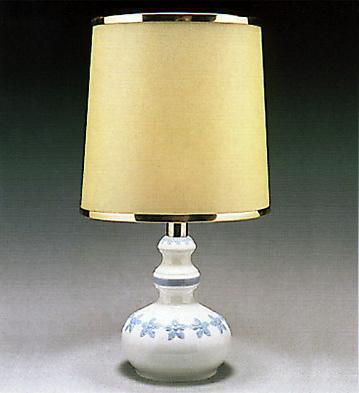 Lamp Minuet Florelia Lladro Figurine