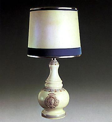 Lamp Olimpia Lladro Figurine
