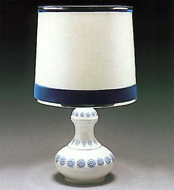 Lamp Spring Poesy Lladro Figurine