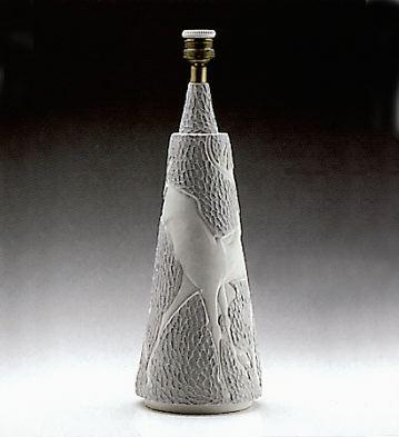 Lamp Lladro Figurine