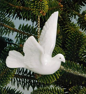 Landing Dove Lladro Figurine