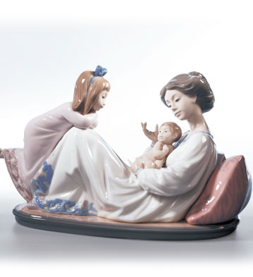 Latest Addition Lladro Figurine