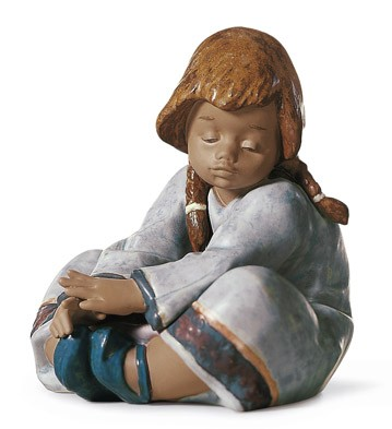 Lazy Day Lladro Figurine