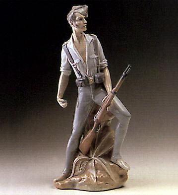 Legionary Lladro Figurine