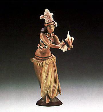 Leilani Lladro Figurine