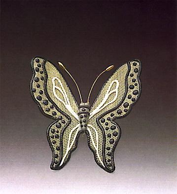 Leopard Butterfly N.12 Lladro Figurine