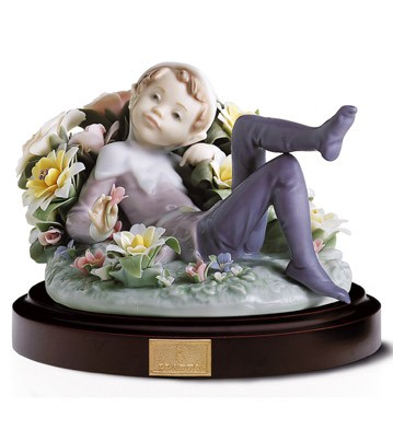 Leprechaun Lladro Figurine