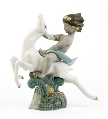 Life Impulse Lladro Figurine