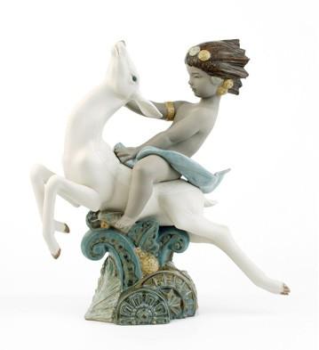 Life Impulse Lladro Figurine
