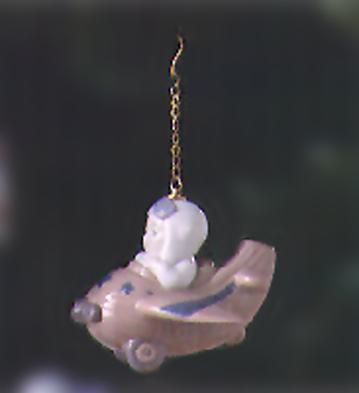 Little Aviator Lladro Figurine