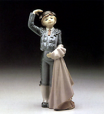Little Boy-bullfighter Lladro Figurine