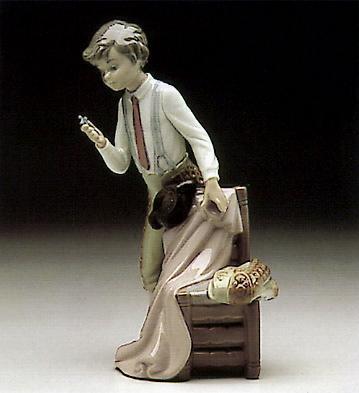 Little Boy-bullfighter Lladro Figurine