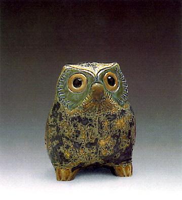 Little Eagle Owl Lladro Figurine