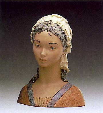 Little Girl Lladro Figurine