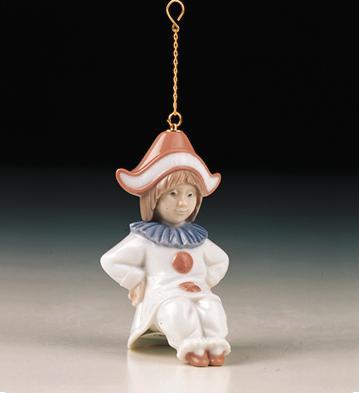 Little Harlequin Lladro Figurine