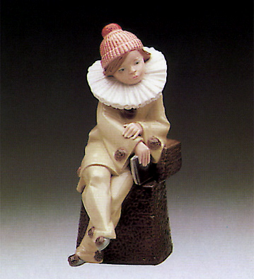 Little Jester Lladro Figurine