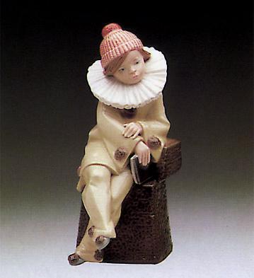 Little Jester Lladro Figurine