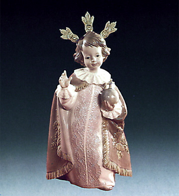 Little Jesus Of Prague Lladro Figurine