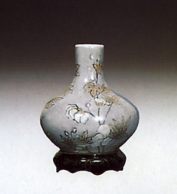 Little Jug Magno W/ Flowers Lladro Figurine