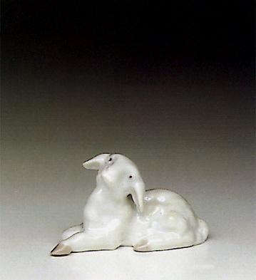 Little Lamb Lladro Figurine