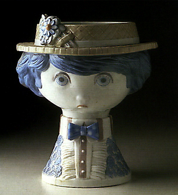 Little Maurice Lladro Figurine
