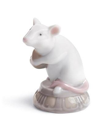 Little Mouse Lladro Figurine