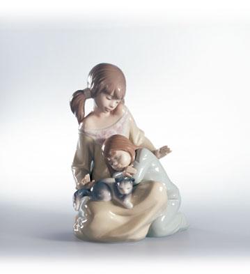 Little Sister Lladro Figurine