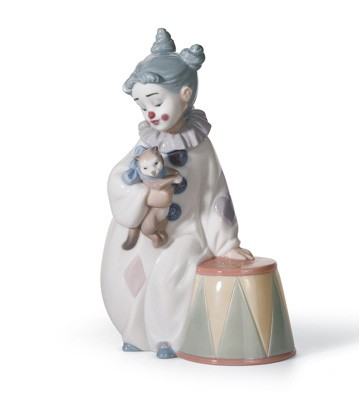 Little Tamer Lladro Figurine