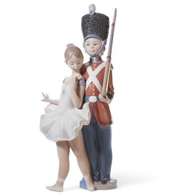 Little Tin Soldier Lladro Figurine