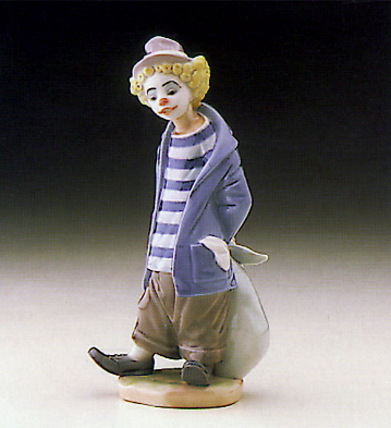 Little Traveller Lladro Figurine