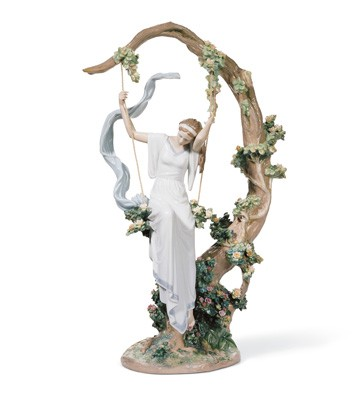 Living In A Dream Lladro Figurine