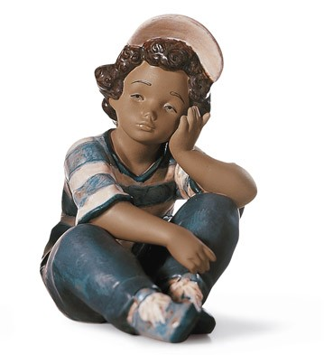 Long Day Lladro Figurine