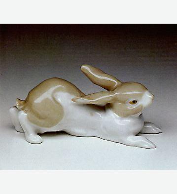 Long Rabbit Lladro Figurine