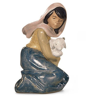 Lost Lamb Lladro Figurine