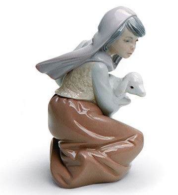Lost Lamb Lladro Figurine