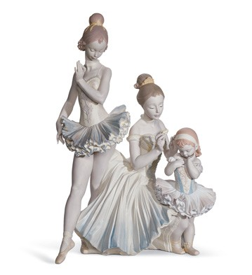 Love For Ballet Lladro Figurine