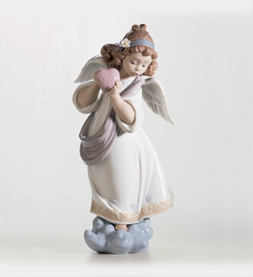 Love In The World Lladro Figurine